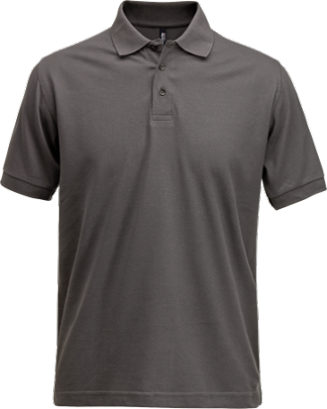 Fristads Acode Heavy Pique Polo Shirt 1724 PIQ (Dark Grey)